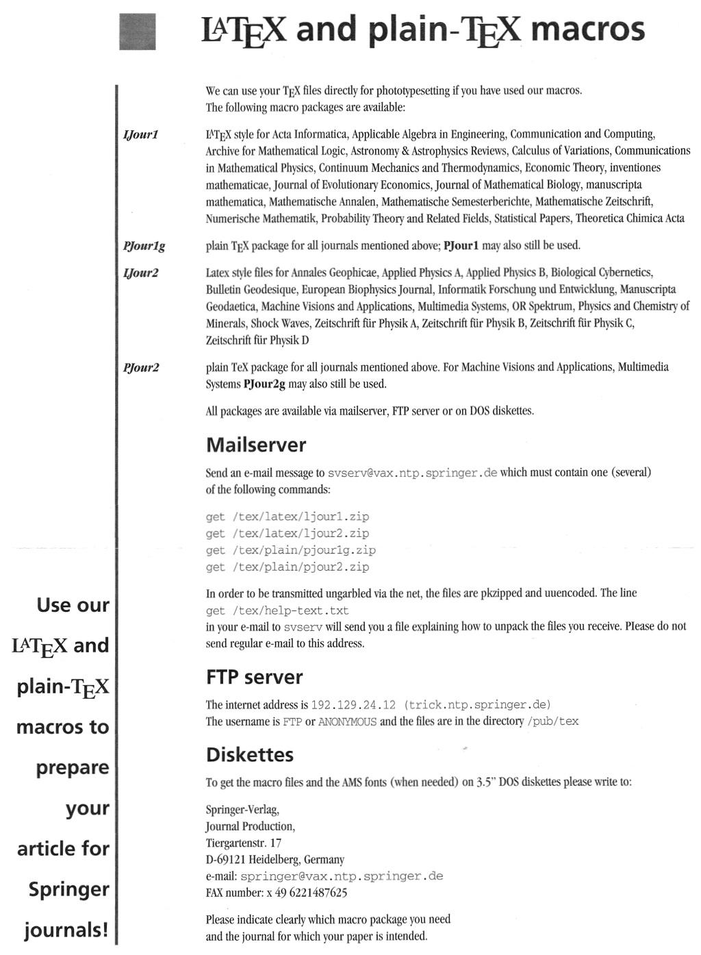 Web Architecture & Technologies
